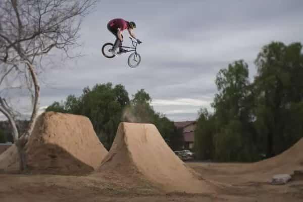 BMX Dirt Jumping