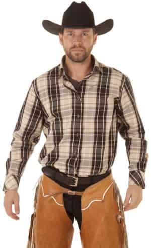 Практичная одежда американского фермера (ковбоя)