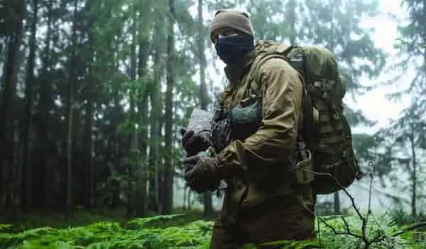 Вариант одежды для авантюрных приключений и выживания