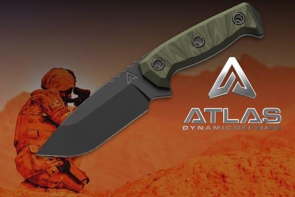 Тактический нож Harbinger для армий США и НАТО