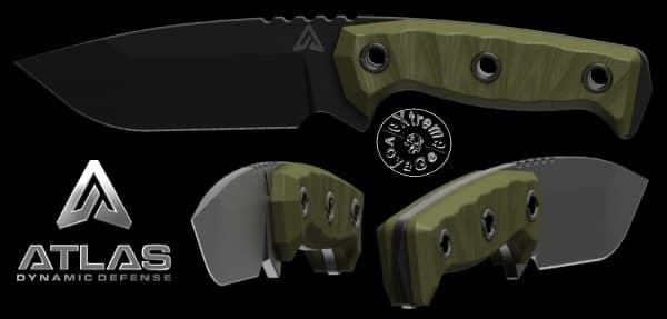 Atlas Dynamic Defense Harbinger Knife