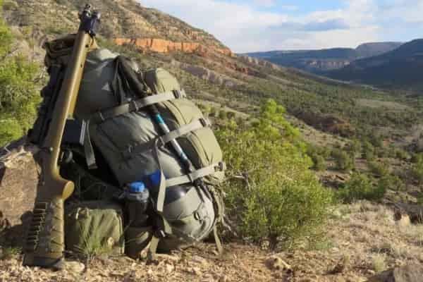 Рюкзак для дальних экспедиций qui-Ya Backpack