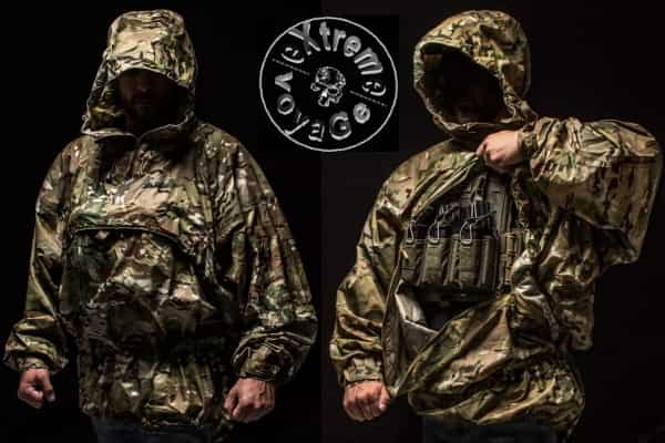 Боевая куртка-анорак FirstSpear Combat Anorak