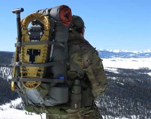 Экспедиционный рюкзак qui-Ya Backpack