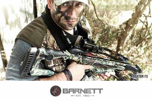Арбалет Raptor FX получил премию «Охотничий лук 2016»
