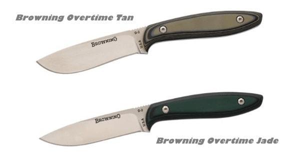 охотничьи ножи Browning Overtime
