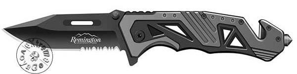 Раскладной спасательный нож Remington R11517 Rescue Knife