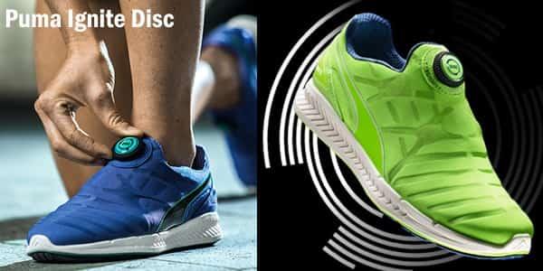 Беговые кроссовки Puma Ignite Disc