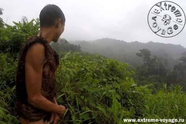 Вьетнамский тарзан Ланг провел в джунглях 41 год