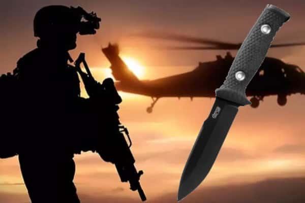 Тактический нож из ванадиевой стали TRC M-1