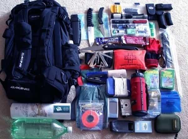 Тревожный рюкзак (чемоданчик): комплектация, список, набор