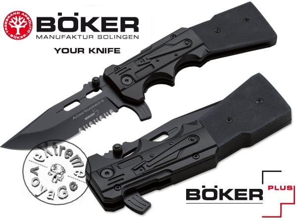 Тактический складной нож  Boker Plus KAL 15