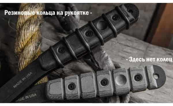 Рукоять топора викингов TOPS Knives VI Ax