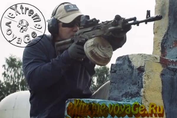 Видео новинок Калашникова: выживальщики США поражены