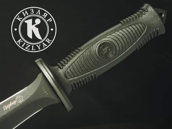 Рукоятка тактического ножа Кизляр Цербер со стеклобоем