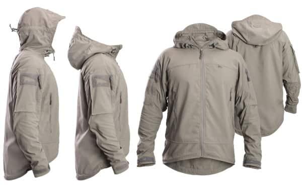 """Тактическая куртка FirstSpear Wind Cheater в цвете """"Зеленый Рейнджер"""""""
