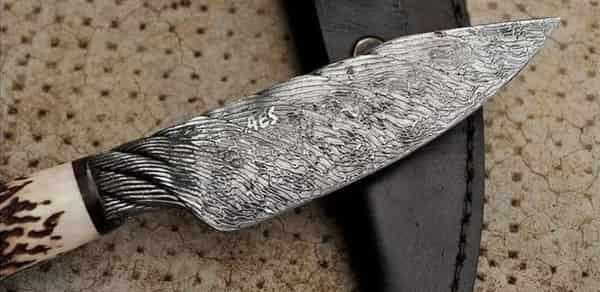 Из чего можно сделать самодельные ножи: фото