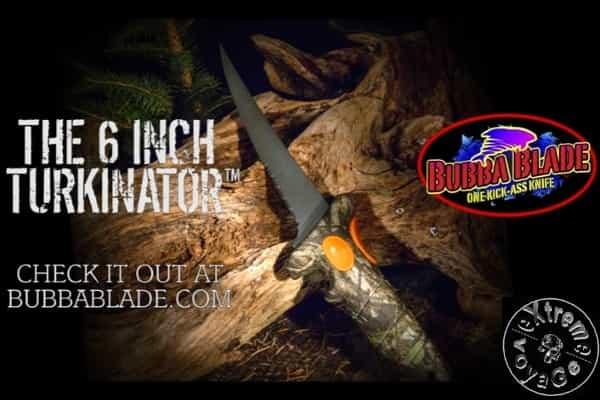 """""""Идеальный"""" нож для охоты и выживания Turkinator: видео"""