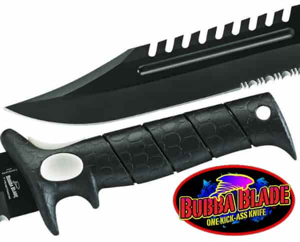 Bubba Blade Penetrator Tactical and Survival Knife