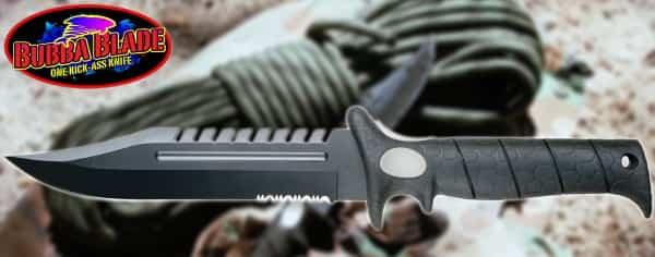 Мощный тактический нож для выживания Penetrator: видео