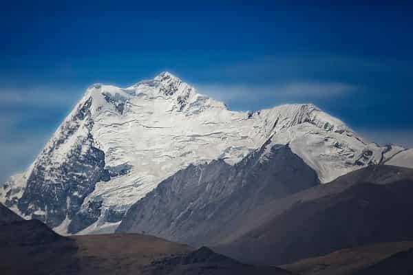 КПП Ньялама закрыты: снежный буран в Тибете