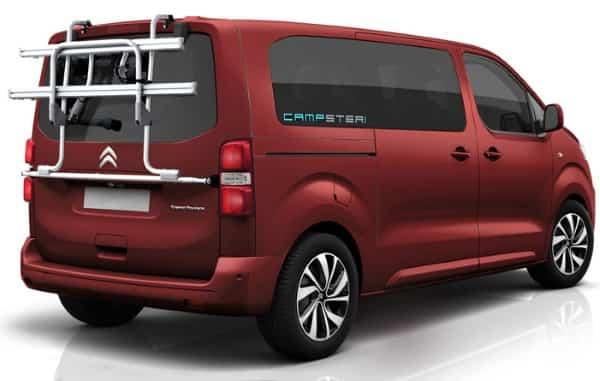Автокемпер Possl Campster: автодом для путешествий 4х4