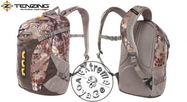 Легкий прочный рюкзак Tenzing TX 14 для скоростной охоты