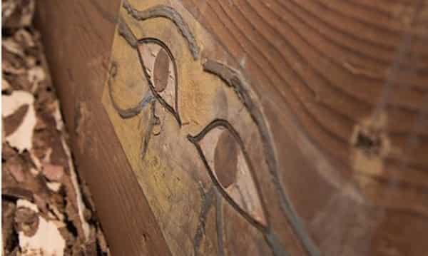 Найдена 3800-летняя гробница в Асуане