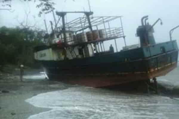 Тропический циклон Кук обрушился на Вануату