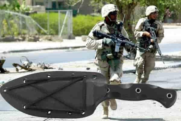 Тактический нож спецназа CRKT Rakkasan: последний рубеж