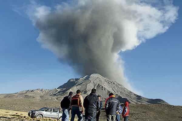 Мини-апокалипсис в Перу: серия природных катаклизмов