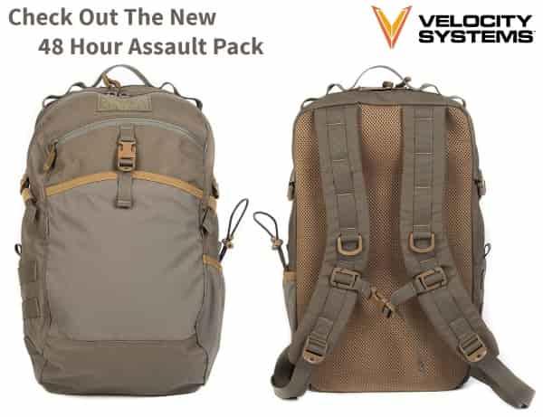 Штурмовой рюкзак для спецназа 48 Hour Assault Pack