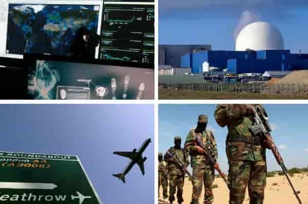 Спецслужбы: глобальная угроза атак на АЭС и аэропорты