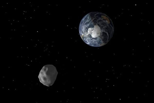 РАН: что будет, если астероид упадет на Москву