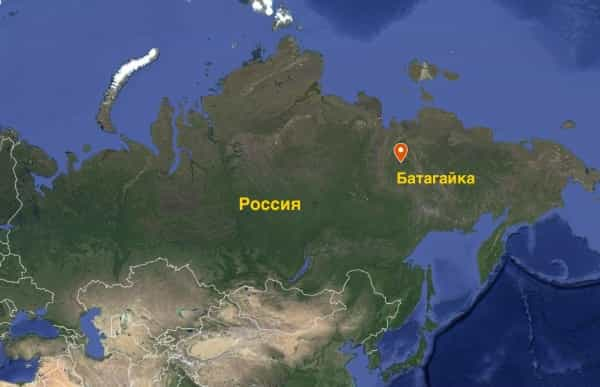 Глобальная угроза: сибирские Врата Ада увеличиваются