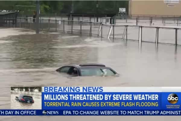 Основные стихийные бедствия на планете 2-3 мая (видео)