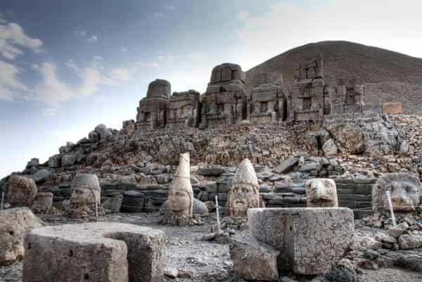 Старая цивилизация погибла в Апокалипсисе 13000 лет назад