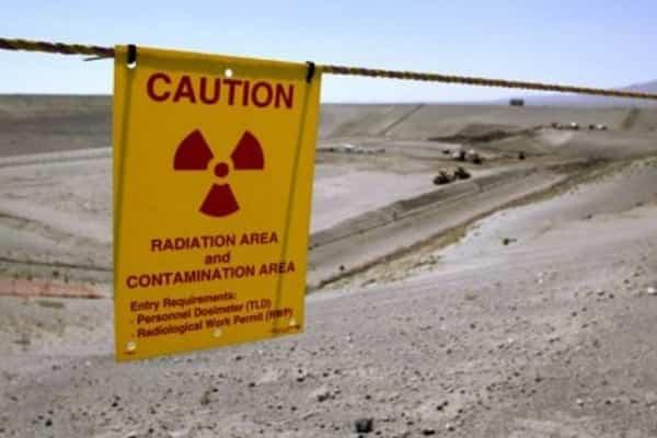 Авария в ядерном могильнике Hanford Site в США
