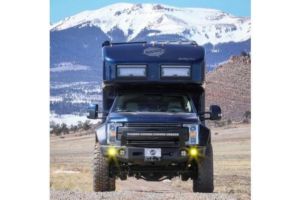 Экспедиционный внедорожник-автодом EarthRoamer XV-LTS