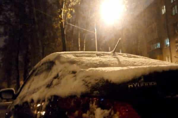 Майские аномальные снегопады и шторма в Европе и России