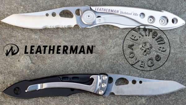 Сверхлегкий складной нож Leatherman Skeletool KB