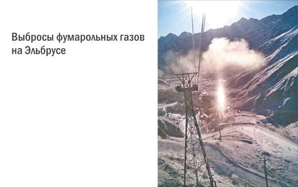 Угроза: мощный стратовулкан Эльбрус готовит извержение?