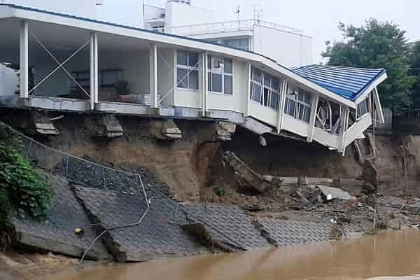 Наводнения в России, Японии, Китае и Индии: есть жертвы