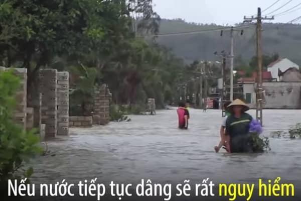 В мире: наводнения середины октября 2017 года