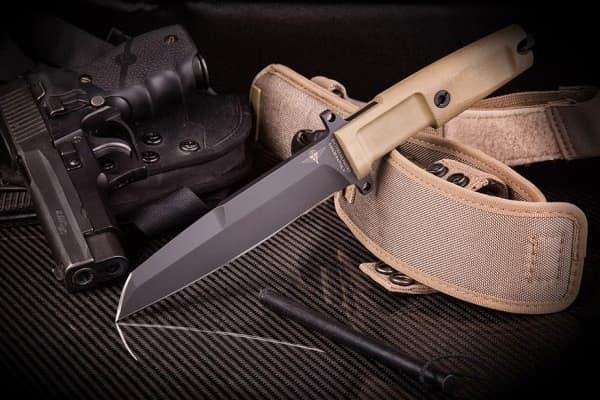 Тактический нож для выживания Extrema Ratio Task J (видео)