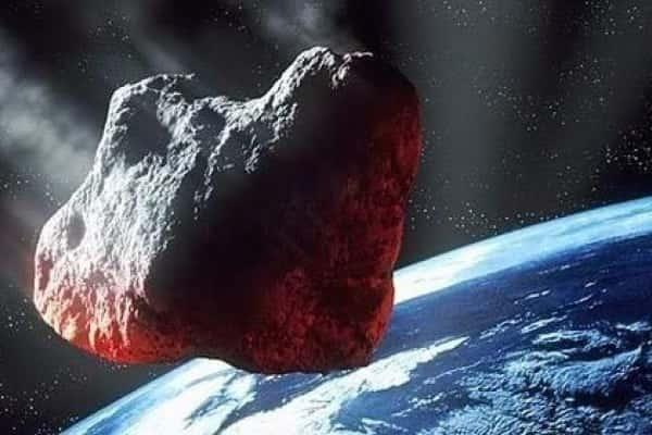 Земля увернулась от атаки трех опасных астероидов