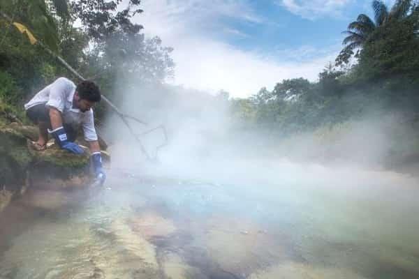 Кипящая река в Амазонии (Перу): страж страны Эльдорадо