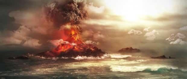 Подводный супервулкан Кикай уничтожит миллионы людей
