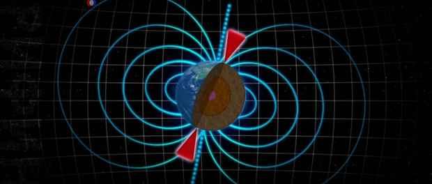 Смена магнитных полюсов Земли и ее последствия
