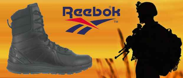 Тактические ботинки Reebok Guide Tactical: легкость кроссовок